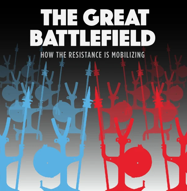 The Great Battlefield podcast art